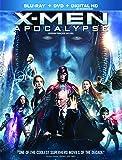 X-men Apocalypse (Bilingual) [Blu-ray + DVD+ Digital Copy]