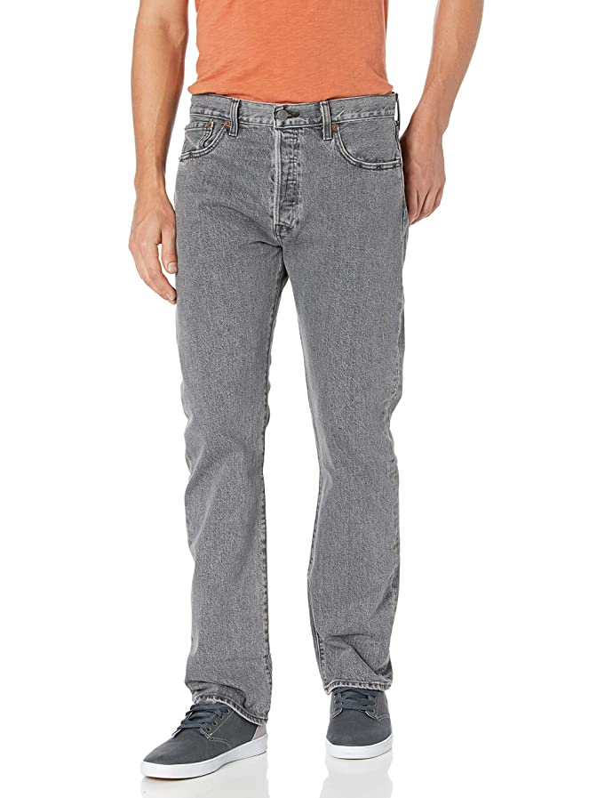 Levi's 李维斯 501系列 男式直筒牛仔裤 3.4折$23.8 海淘转运到手约¥212