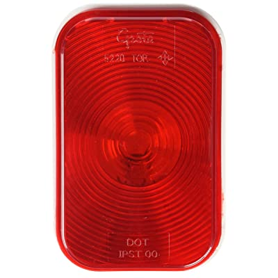 Grote 52202 Rectangular Stop Tail Turn Light (Double Contact): Automotive