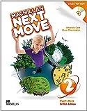 NEXT MOVE 2 Pb Pk (Next Move British English) - 9780230466388