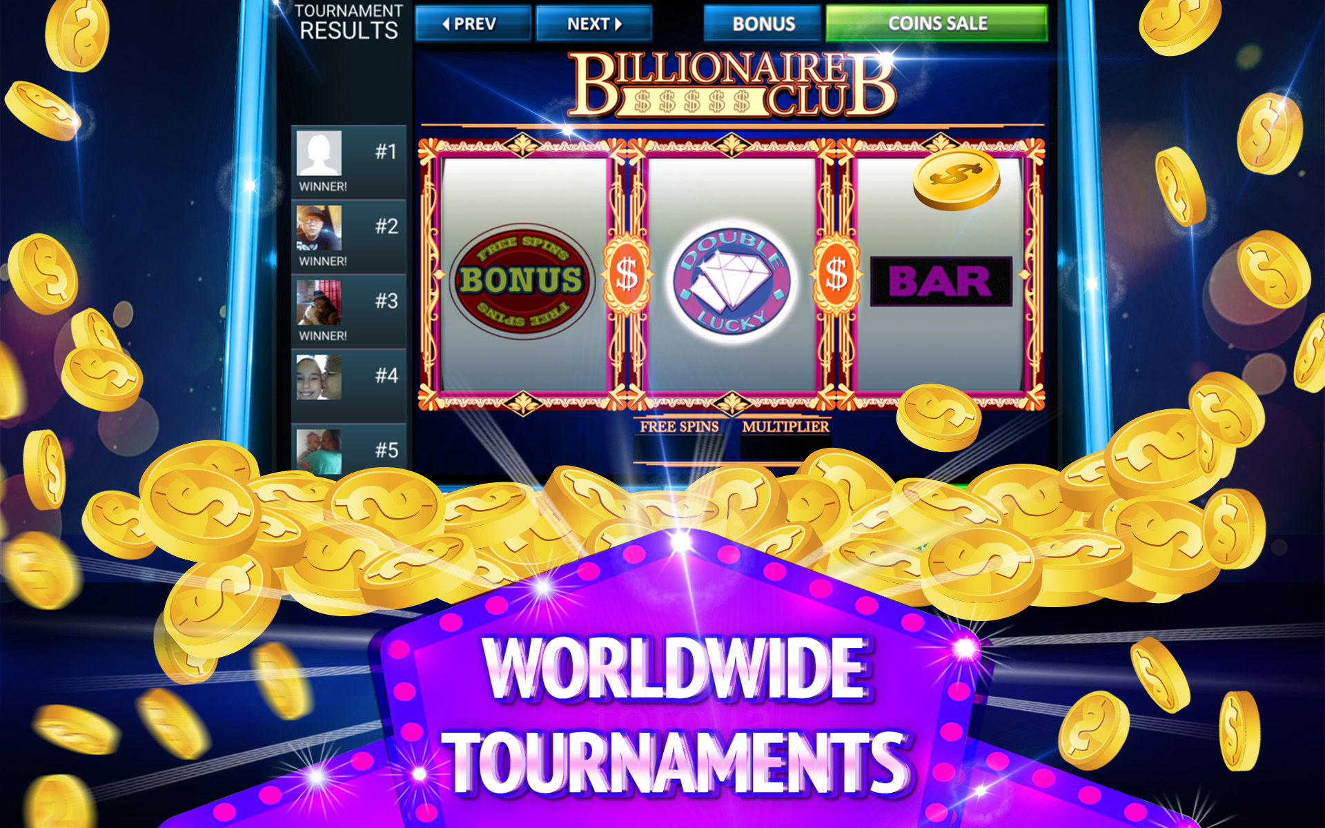 Slot machine the big easy gratis