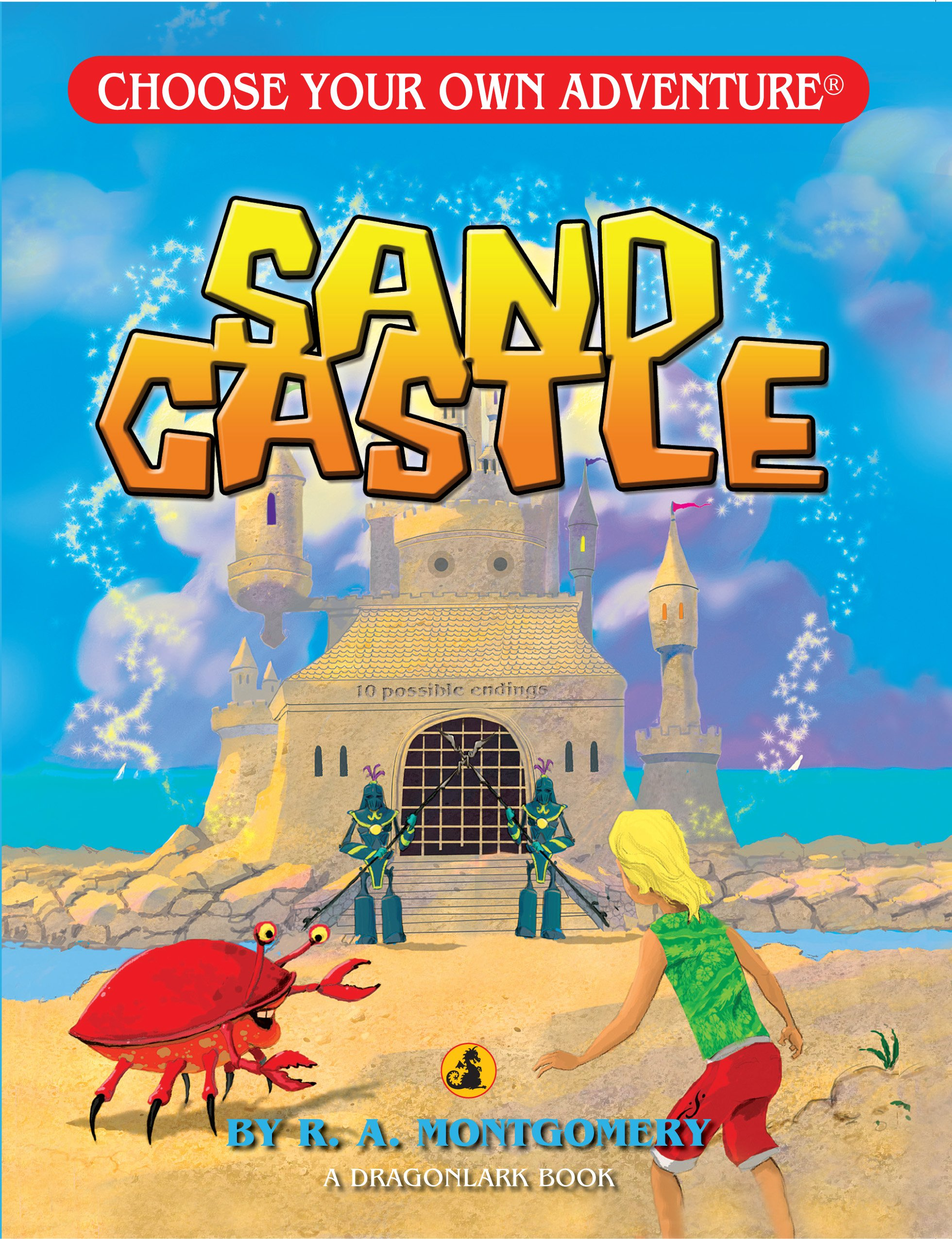 Sand Castle Choose Your Adventure product image