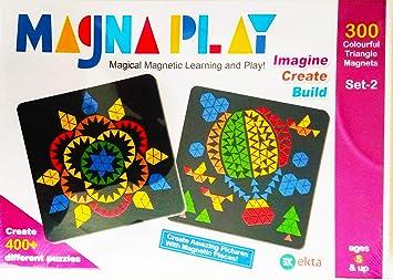 Buy Ekta Magna Play Set