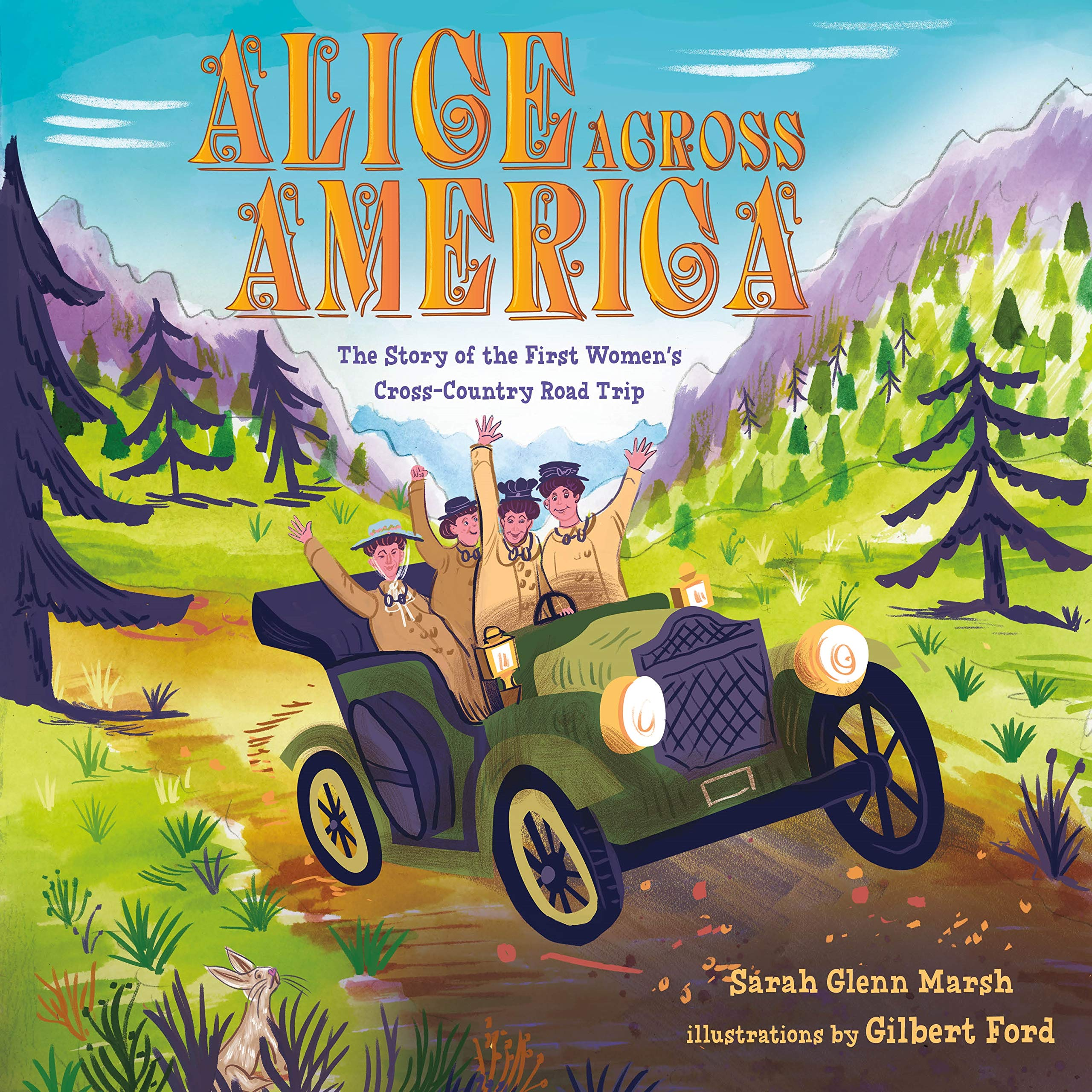 Image result for alice across america amazon