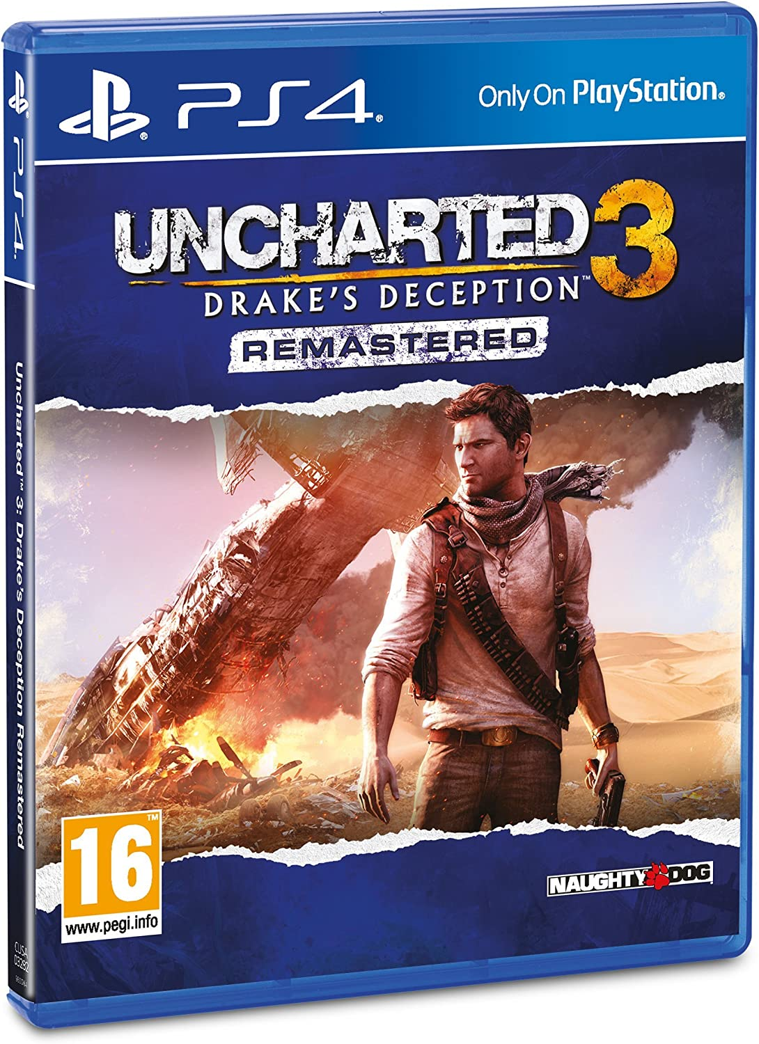 ps4 games uncharted 3