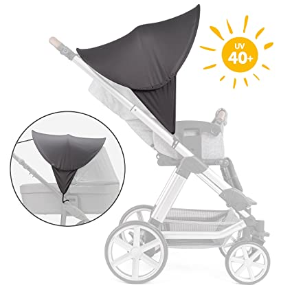 Zamboo Universal Sun Shade Canopy for Pushchair Stroller Buggy Pram and Carrycot |  sc 1 st  Amazon UK & Zamboo Universal Sun Shade Canopy for Pushchair Stroller Buggy ...