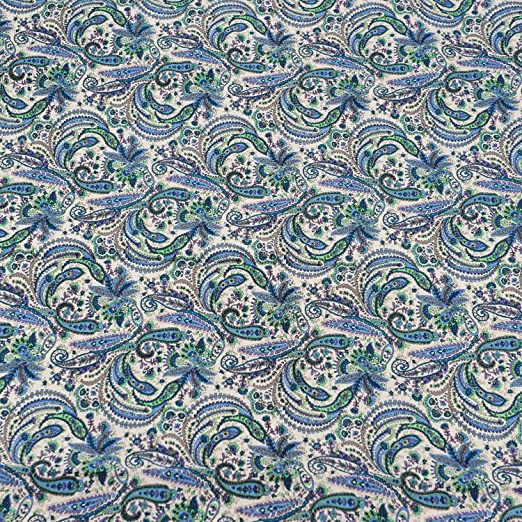 Abstract style for Sewing Decor 100/% Cotton Twill Fabric DIY Quilting