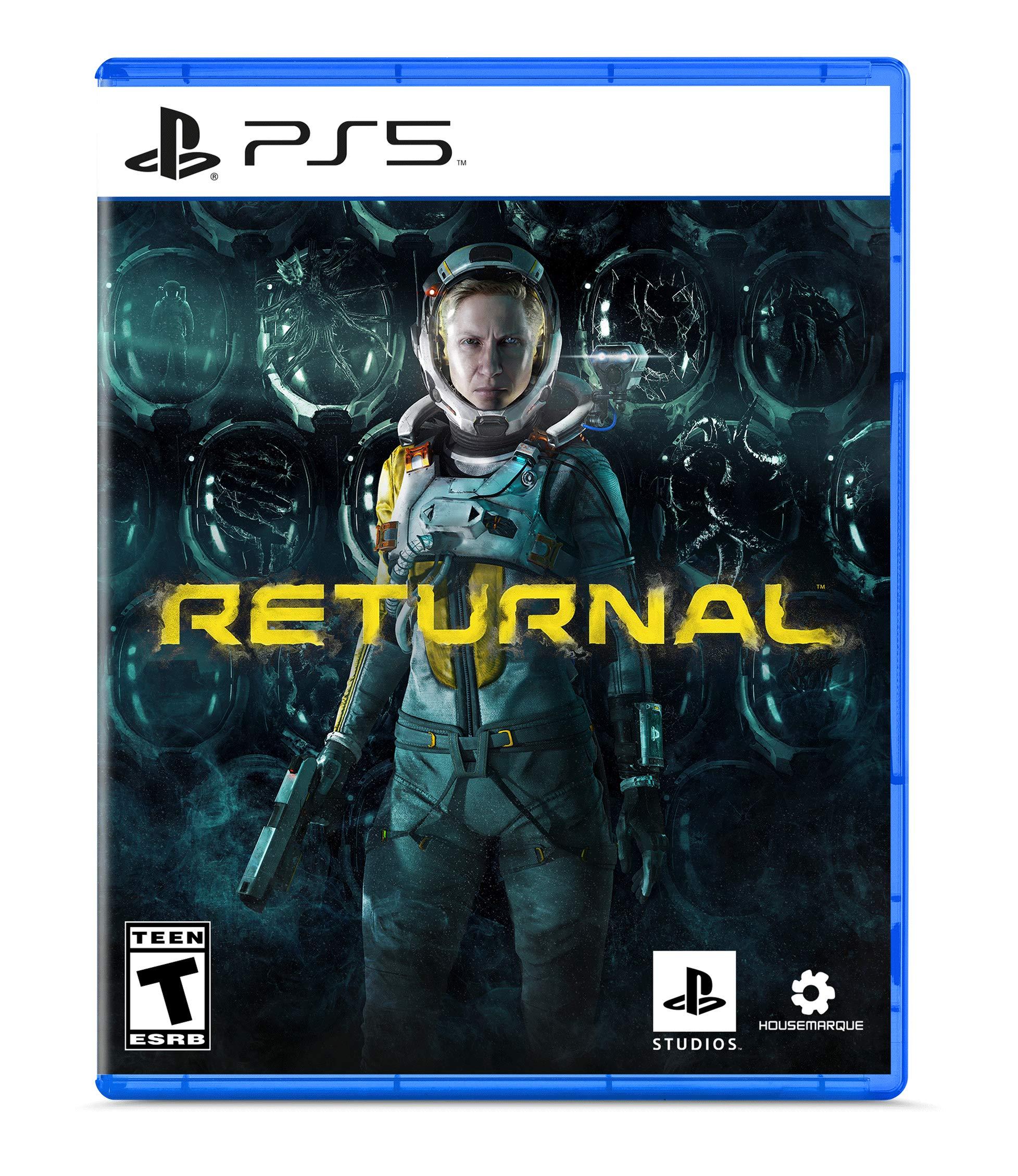 Poster. Returnal