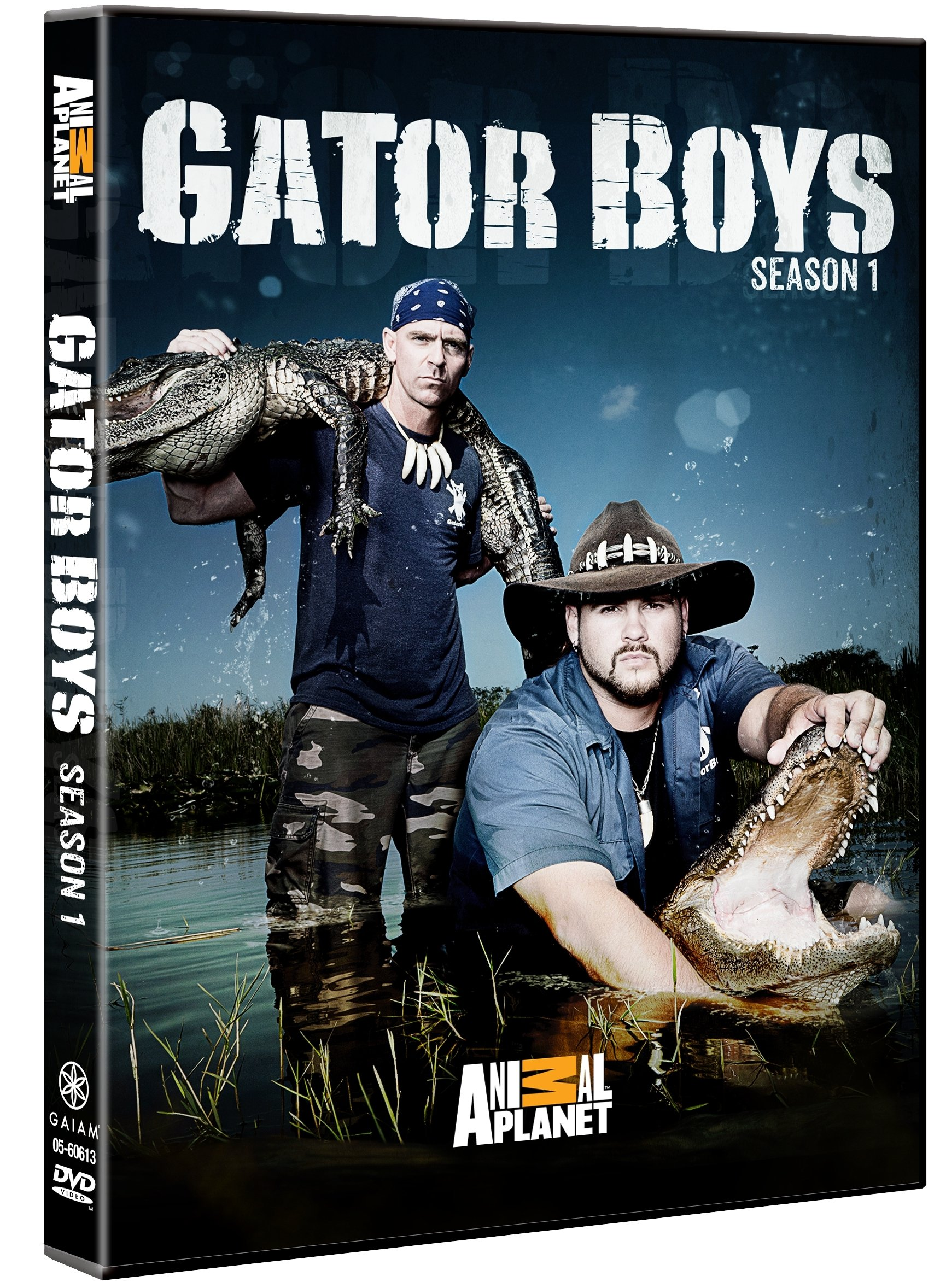 Gator Boys: Season 1 by CINEDIGM - UNI DIST CORP