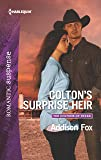 Colton's Surprise Heir (The Coltons of Texas)