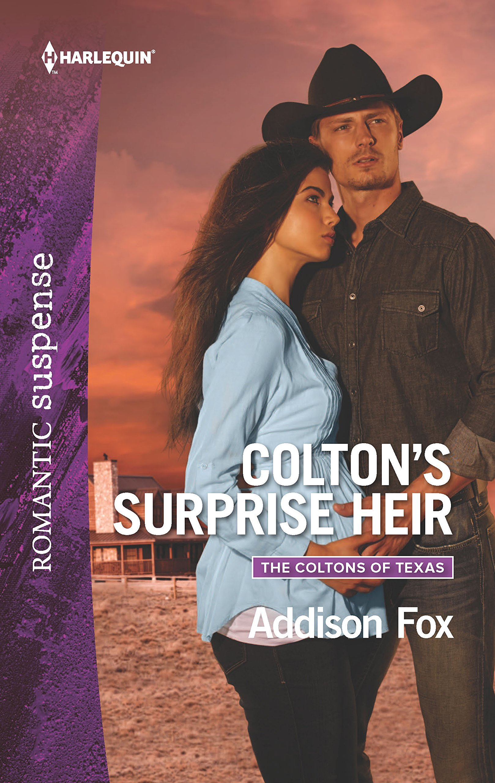 Colton's Surprise Heir (The Coltons of Texas) pdf