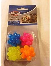 Trixie Noppenbälle, Gummi, ø 3,5 cm, 4 St.