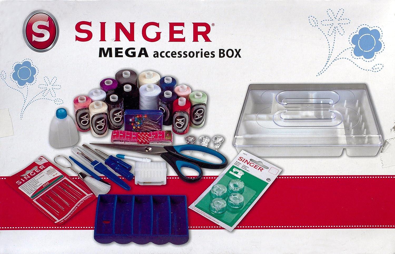 Singer 501639 Mega Box dAccessoires pour Couture