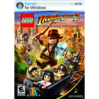 Lego Indiana Jones 2: The Adventure Continues - PC: Video Games