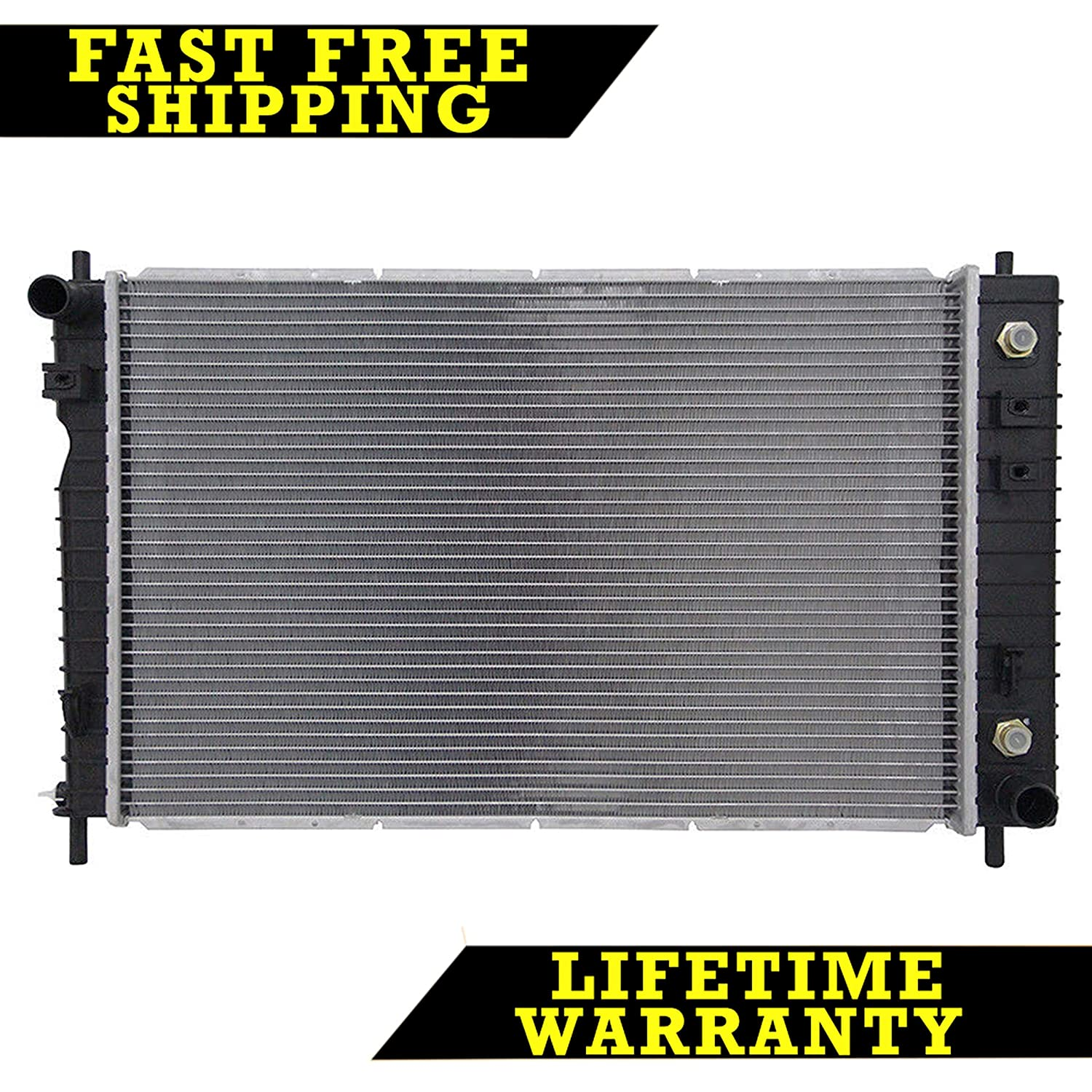 RADIATOR FOR CHEVY FITS EQUINOX 3.4 V6 6CYL 2764 Sunbelt Radiators