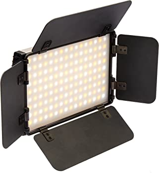 Genaray Ultra-Thin Bicolor 144 SMD LED On-Camera Light