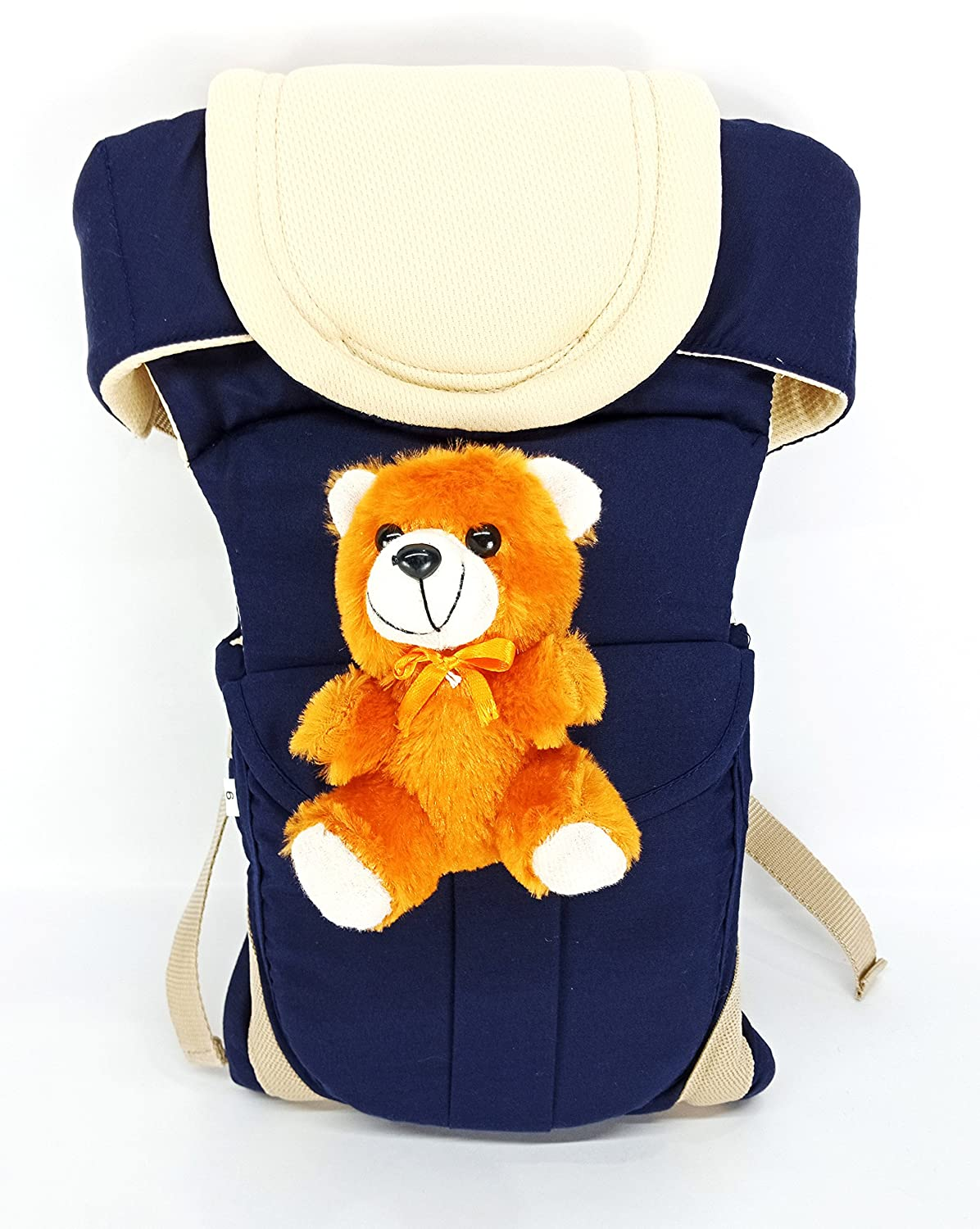 ebe5393e394 Buy Aayat Kids ® Prime Super Strong Multi Carry Position Safer with Play  Teddy X15 Online at Low Prices in India - Amazon.in