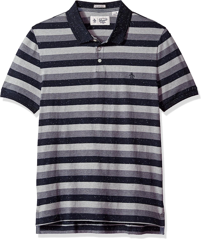 Original Penguin Mens NEP Speck Polo Shirt