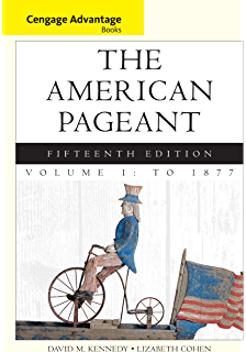 Amazon american pageant volume 1 ebook david m kennedy cengage advantage books the american pageant volume 1 to 1877 fandeluxe Image collections