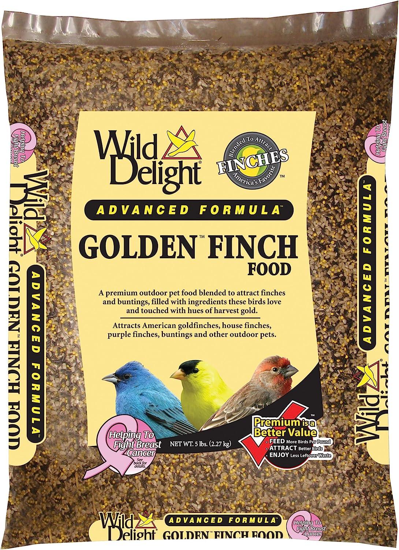Wild Delight Golden Finch Food, 5 lb