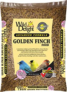 Wild Delight Golden Finch Food, 5 lb