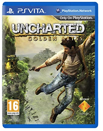 uncharted golden abyss psp