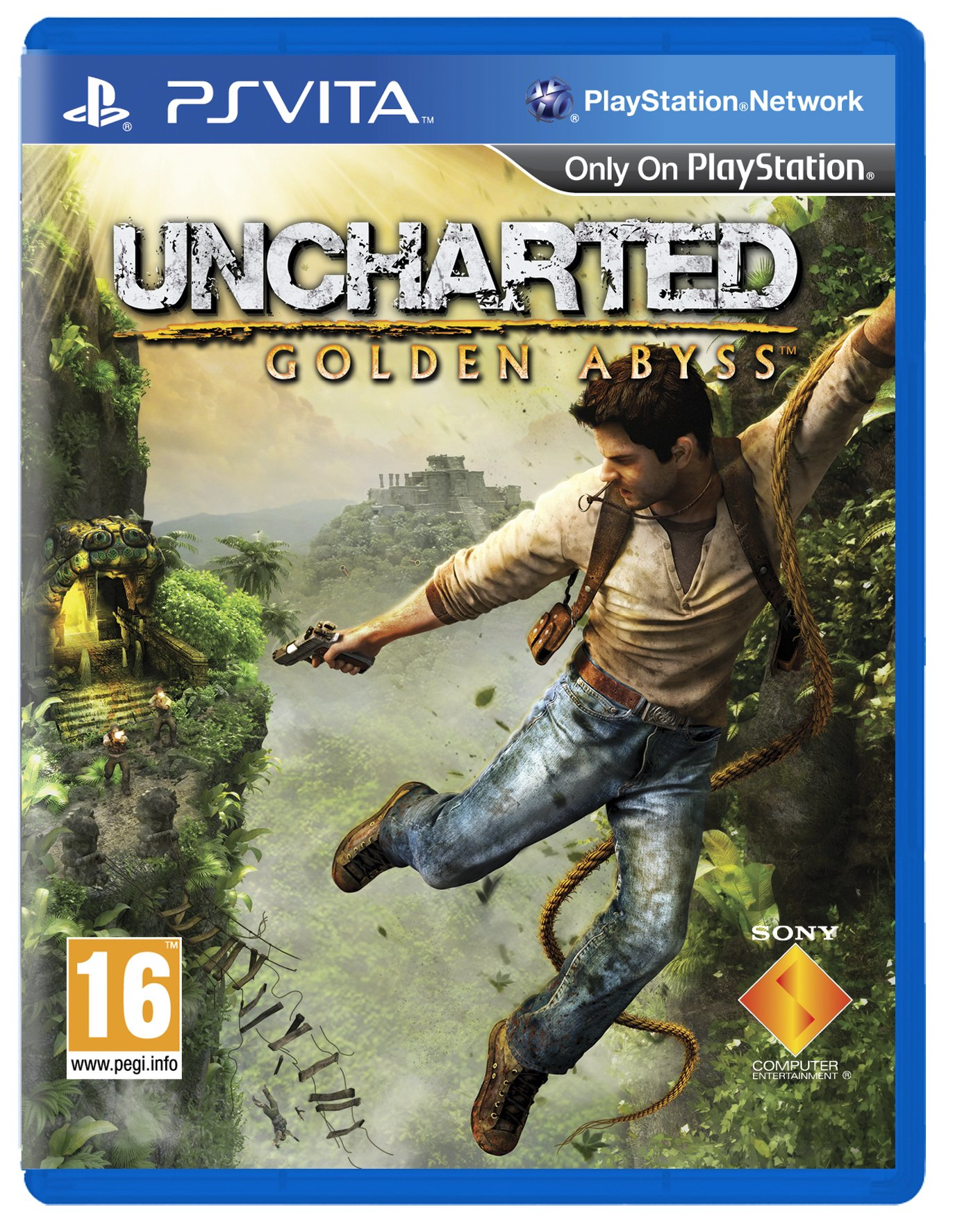 Uncharted: Golden Abyss (PS Vita) product image