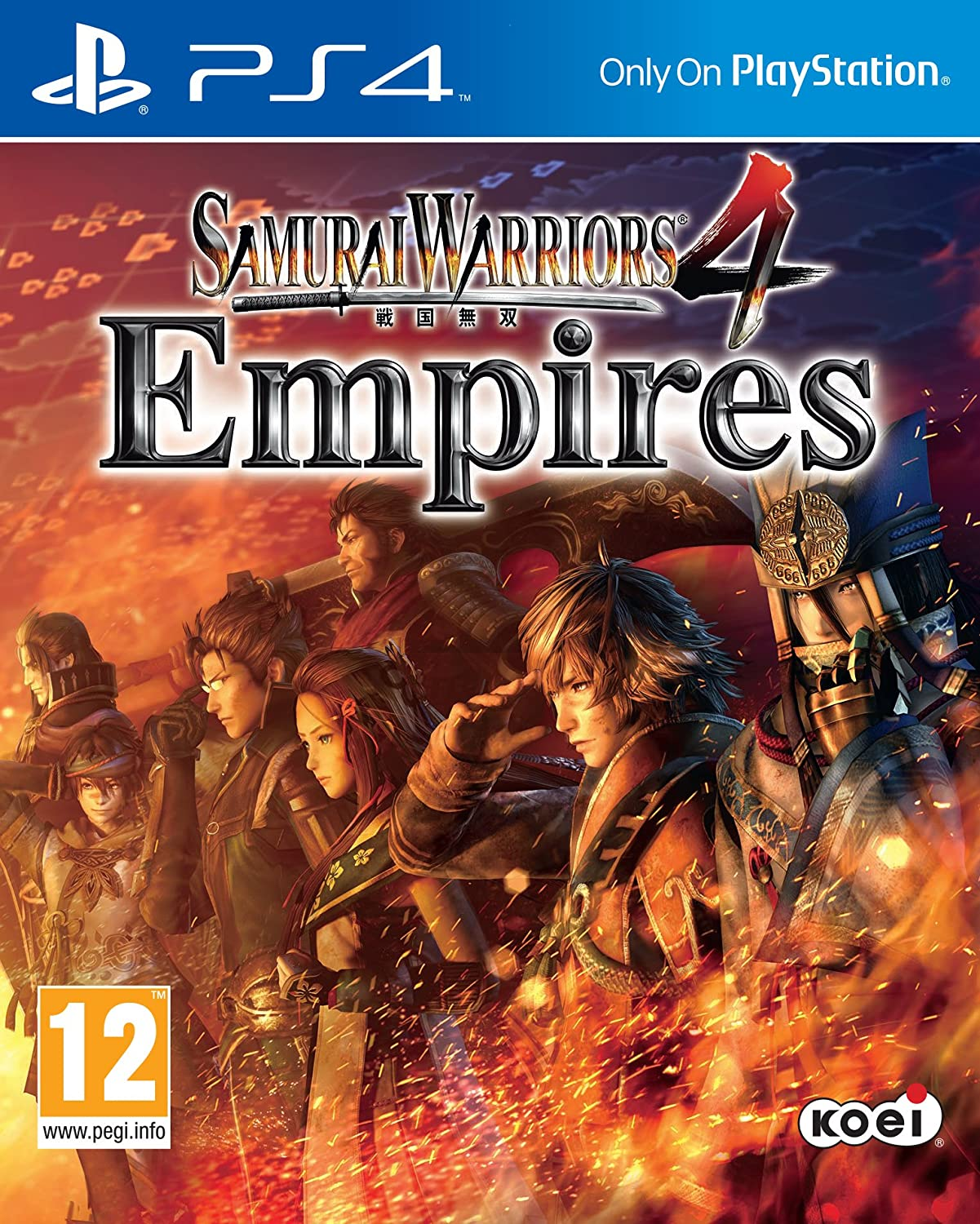 Dynasty Warriors 8 Empires Ps4 Pc Video Games Game Xtreme Legends Complete Edition Samurai 4