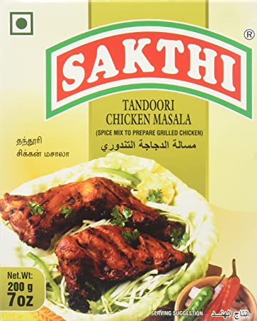Amazon tandoori chicken masala mix 200 g 7 oz indian food tandoori chicken masala mix 200 g 7 oz forumfinder Images