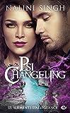 Psi-Changeling, T15 : Serments d'allégeance