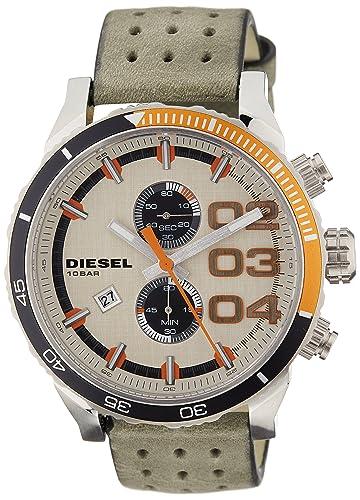 4eeea92db4b2 Reloj Diesel Franchise Dz4310 Hombre Blanco  Diesel  Amazon.es  Relojes