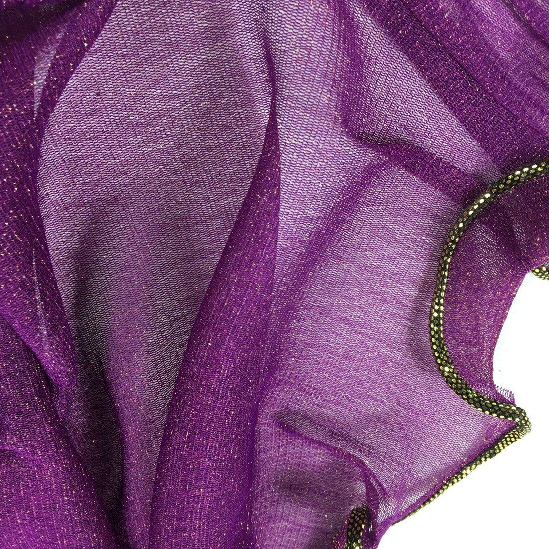 Women Vintage Scarf,Wociaosmd Women Vintage Lace Gauze Solid Scarf Winter Warm Shawl Wrap