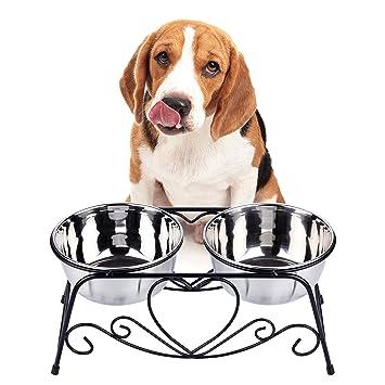 Amazon.com: VIVIKO Comedero para mascotas para perro gato ...