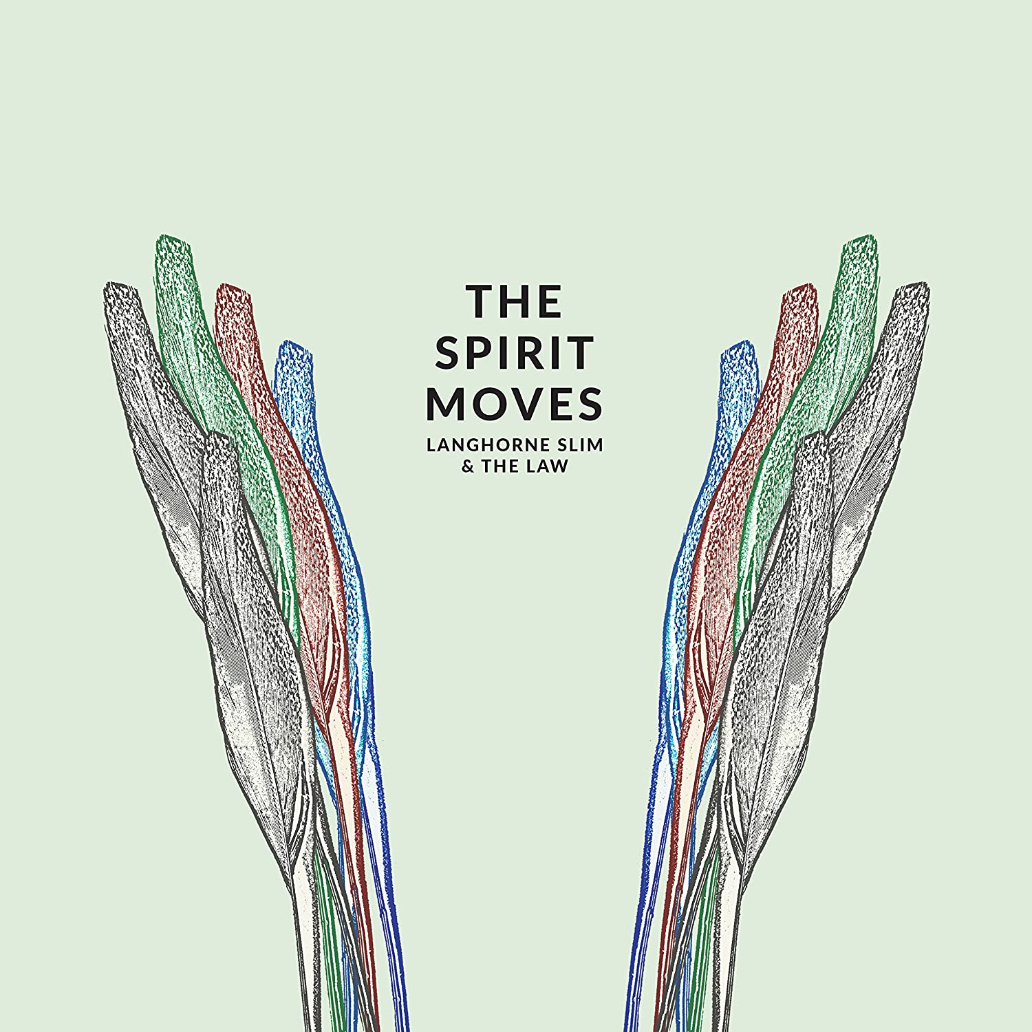 The Spirit Moves 180g Lpmp3 Vinyl Lp Langhorne Slim The Law