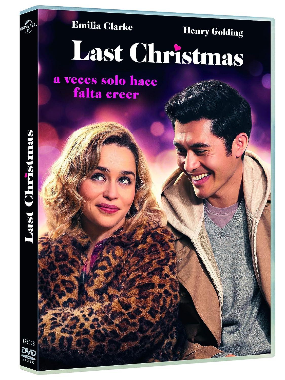 Last Christmas [DVD]: Amazon.es: Madison Ingoldsby, Emma Thompson, Boris Isakovic, Paul Feig, Madison Ingoldsby, Emma Thompson, Universal Pictures: Cine y Series TV