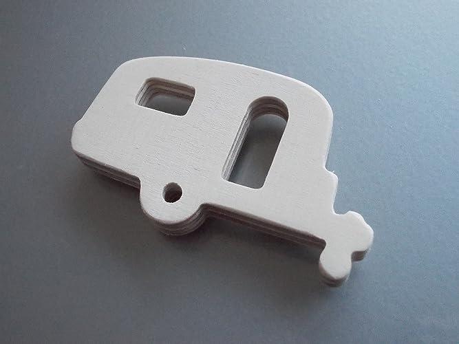 Kühlschrank Für Wohnwagen : Kühlschrank magnet aus holz wohnwagen geschenkidee für camper