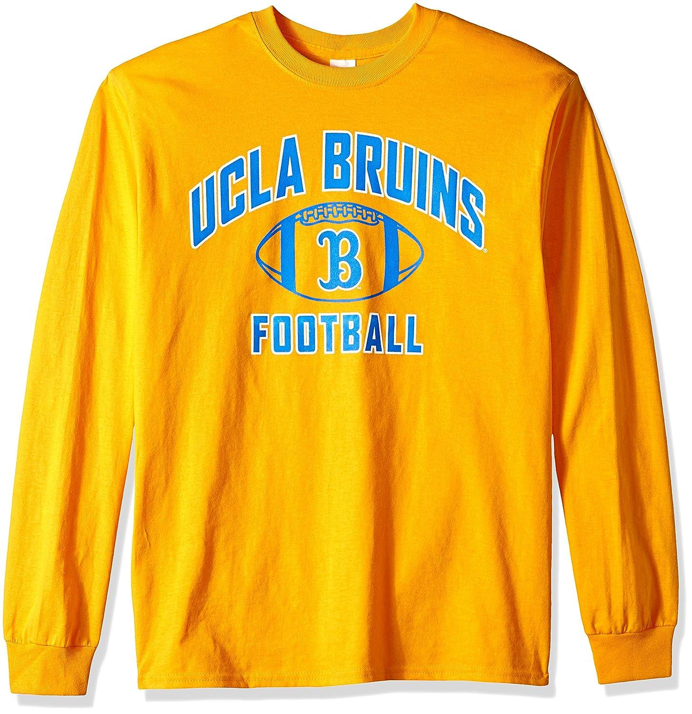 08250b4f Elite Fan Shop NCAA Football Long Sleeve T-Shirt Team Color