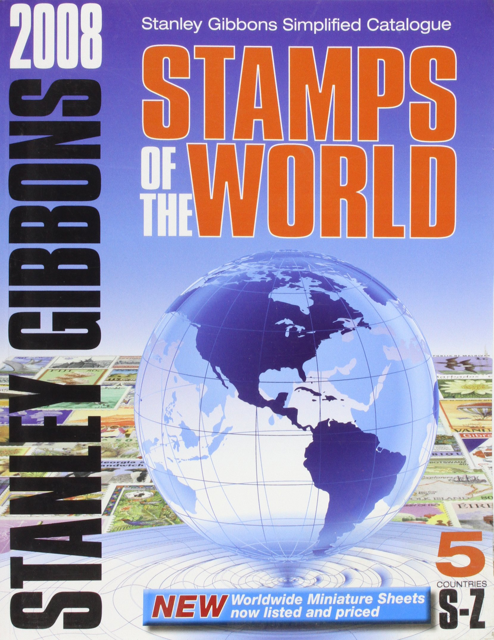 Download Stamps of the World: Countries S-Z v. 5 PDF