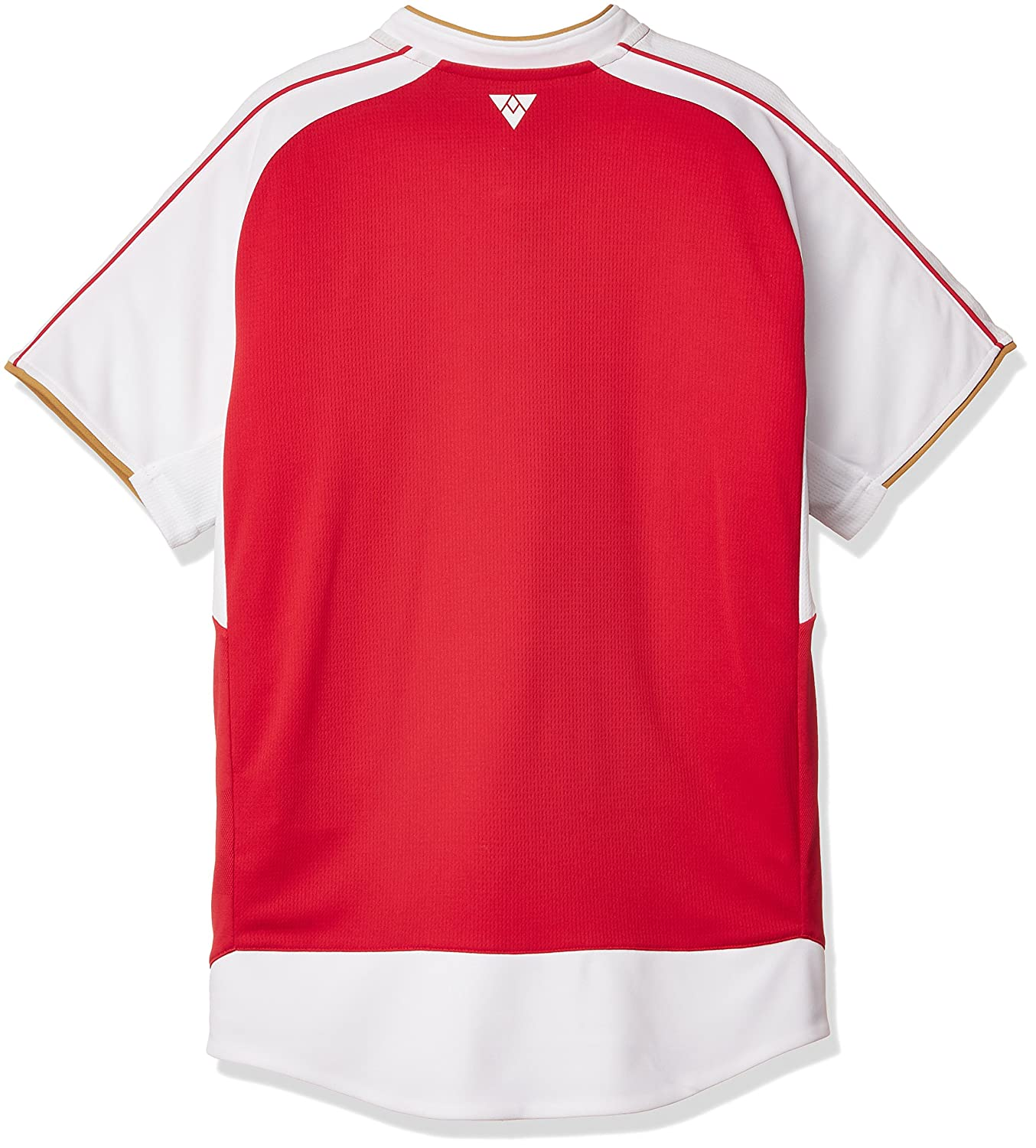 fe78388effb Amazon.com : PUMA Arsenal FC 2015/16 S/S Home Jersey - Adult -  Red/White/Gold - : Sports & Outdoors