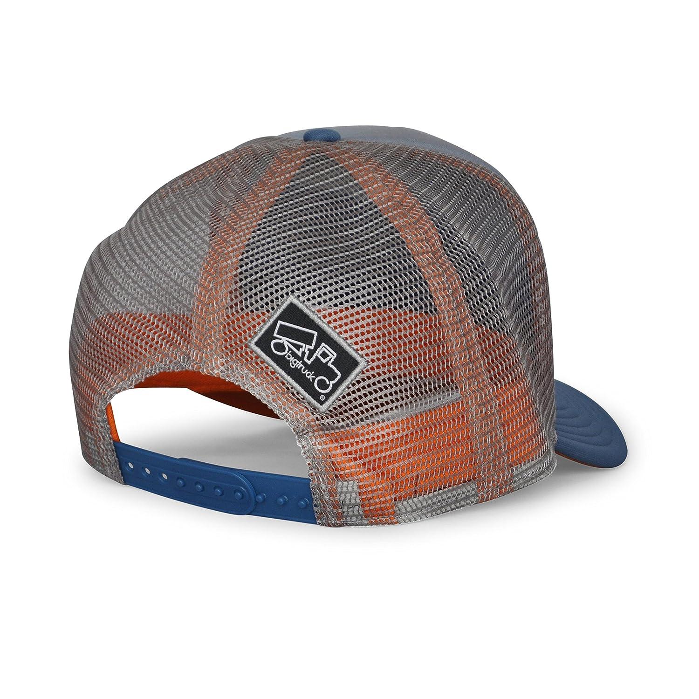 Bigtruck brand hat original mountain glow blue ea at amazon men clothing  store jpg 1500x1500 Vintage b109e7b36066