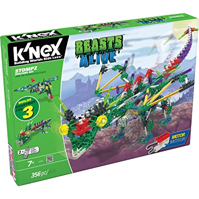 K'NEX Beasts Alive - Stompz Building Set: Toys & Games