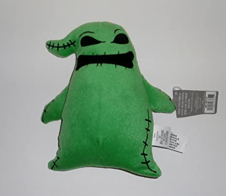 nightmare before christmas oogie boogie plush doll 9 by disney