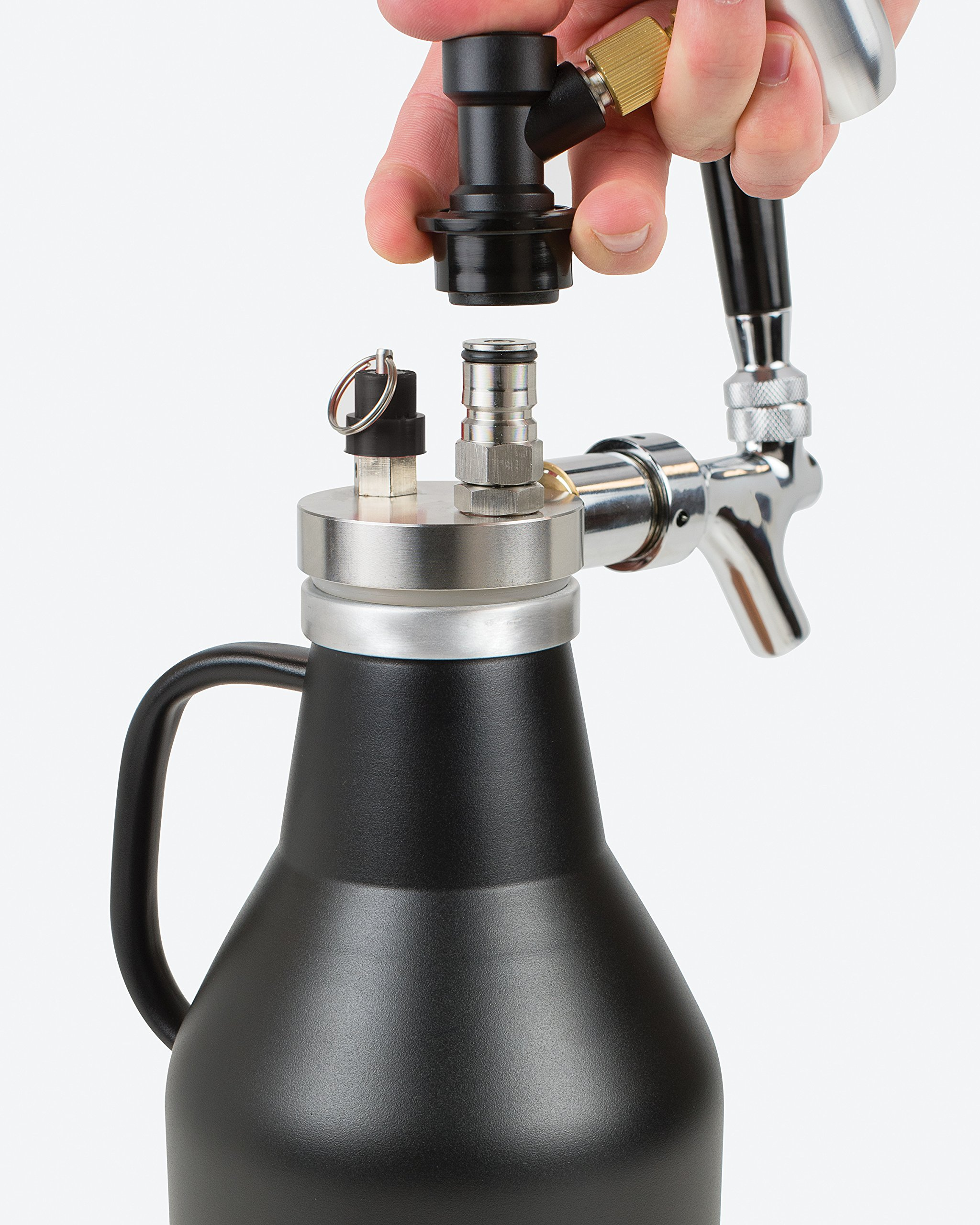 Nostalgia beer growler