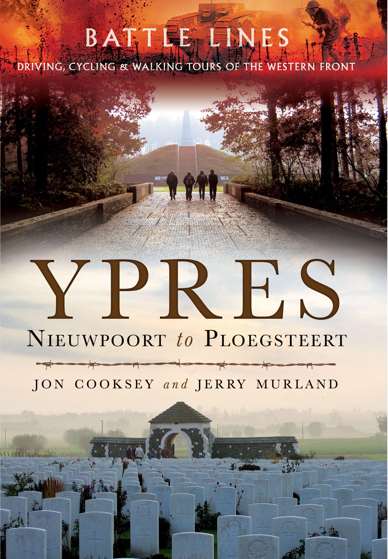 Ypres: Nieuwpoort to Ploegsteert (Battle Lines) PDF