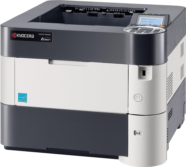 Kyocera Ecosys P3055dn Sw Laserdrucker Computer Zubehör