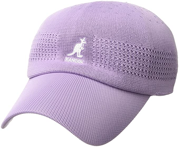 Kangol Tropic Ventair Space Cap, Boina Unisex Adulto, Morado Lavendre, Small