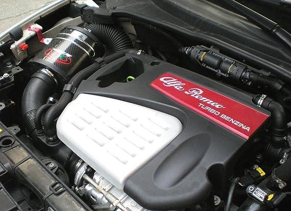 BMC acotasp-25 ovalada Trompeta Airbox especial Kit: Amazon.es: Coche y moto