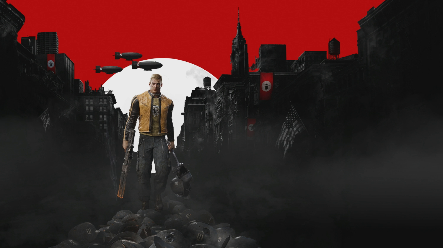 Wolfenstein II: The New Colossus - Day One Edition: Amazon.es ...