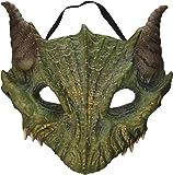 Adult Ultimate Dragon Half Mask