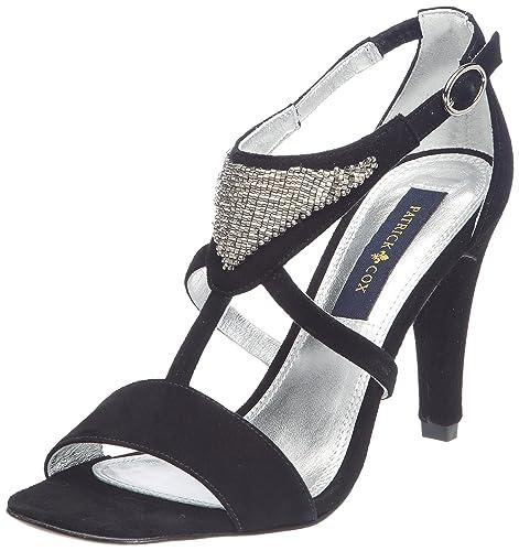 online store 88f71 68380 Patrick Cox Stanmore, Sandali donna, Nero (Noir), 36: Amazon ...